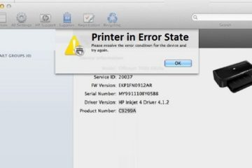 Printer-in-Error-State
