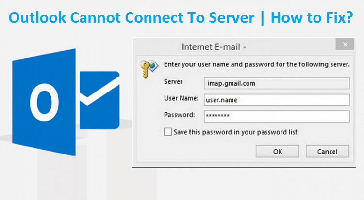 Outlook-Cannot-Connect-To-Server