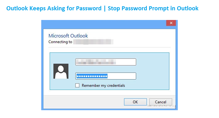 Outlook Keeps-Asking-for-Password