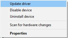 Update-Driver-on-the-menu